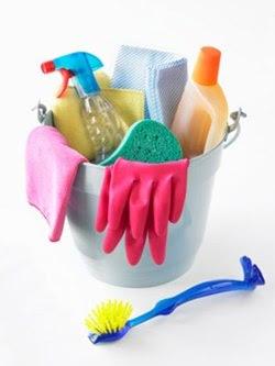 9 mẹo vặt tẩy rửa thú vị trong nhà