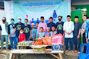 Ikatan Keluarga Sabbang Raya di Morowali Buka Puasa Bersama Anak Yatim Piatu
