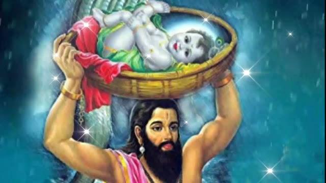Krishna Janmashtami: भगवान श्रीकृष्ण की पवित्र जन्म की कहानी