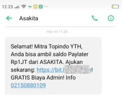 Asakita, Solusi Pinjaman Modal Usaha Untuk Agen Pulsa Topindo