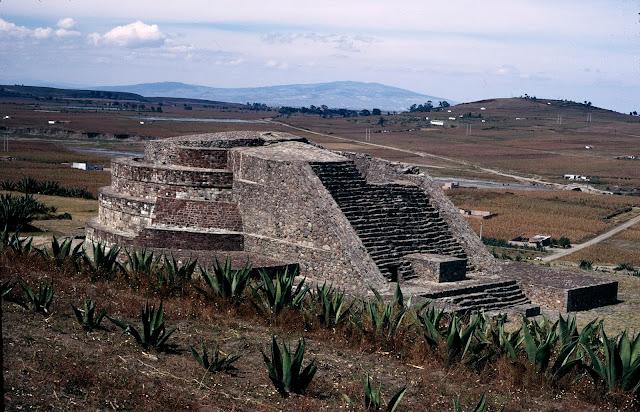 Las ruinas donde fue encontrada
