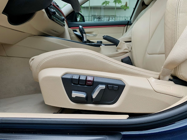 BMW 420I GRANCOUPE SPORTLINE MODEL 2018