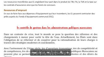 Document PDF important contient des sujets très intéressants