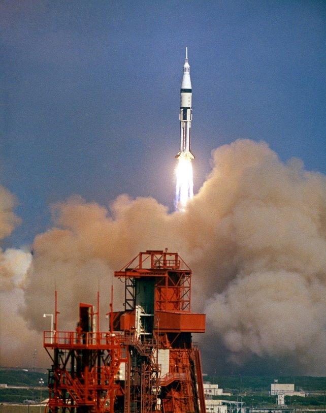 apollo spacecraft launch configuration - photo #27