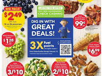 Kroger Ad January 20 - 26, 2021 and 1/27/21