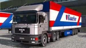 MAN F2000 19.414 truck mod