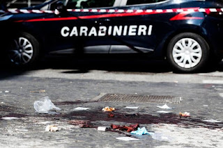 U.S. citizens confess to killing Italian police officer