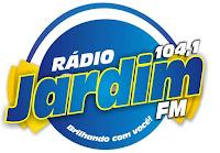 Rádio Jardim FM 104,1 de Jardim - Ceará