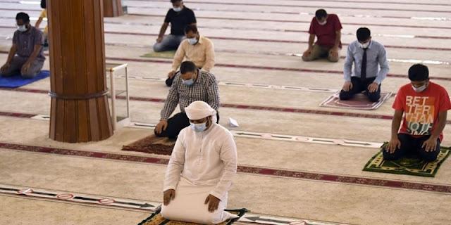 UEA Rilis Protokol Perayaan Iduladha 2021, Shalat Dilaksanakan Tidak Lebih 15 Menit Di Masjid Dan Tidak Ada Salam-salaman