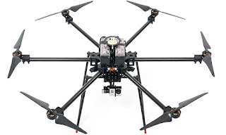 multi rotor drone techyleaf