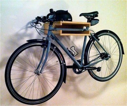 DICA 8 - Suporte para bike