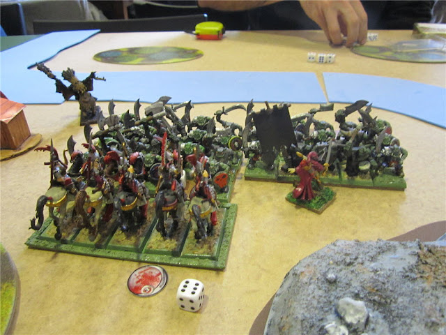 Kings of War, Elfos contra Orcos, KOW Elves VS Orcs
