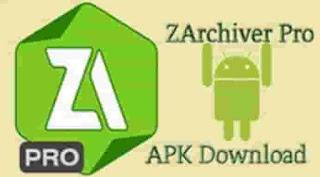 تحميل برنامج zarchiver للكمبيوتر من ميديا فاير