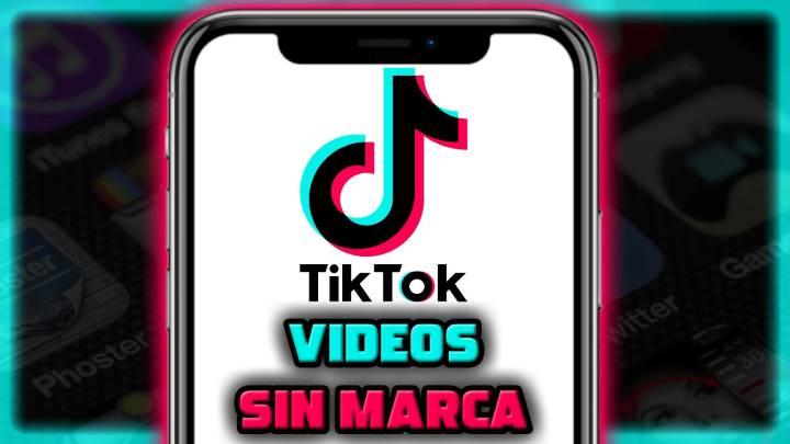 Cómo descargar videos de TikTok sin aplicación ni marca de agua en Android