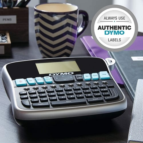 Review DYMO 1754488 360D Rechargeable Label Maker