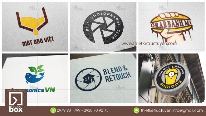 Thiết kế logo giá rẻ tại