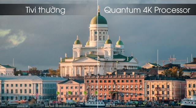 Smart Tivi QLED Samsung 4K 65 inch QA65Q90RAKXXV