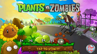 Game Zombie android iOS terbaik - plants vs zombie