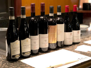 ワインを並べるだけでワクワク!!