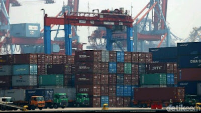 Naik Lagi! Ekspor Juli Melesat 29,32%
