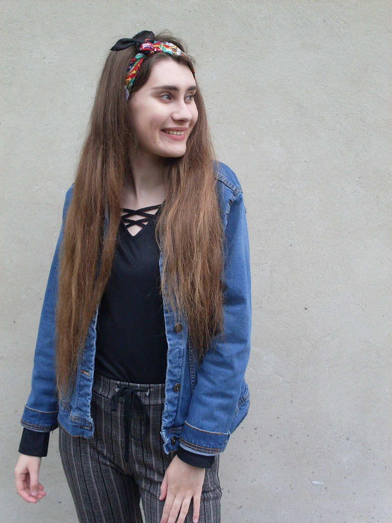 Must Have Sezonu Fryzura Z Chustą Moda Zblogowani