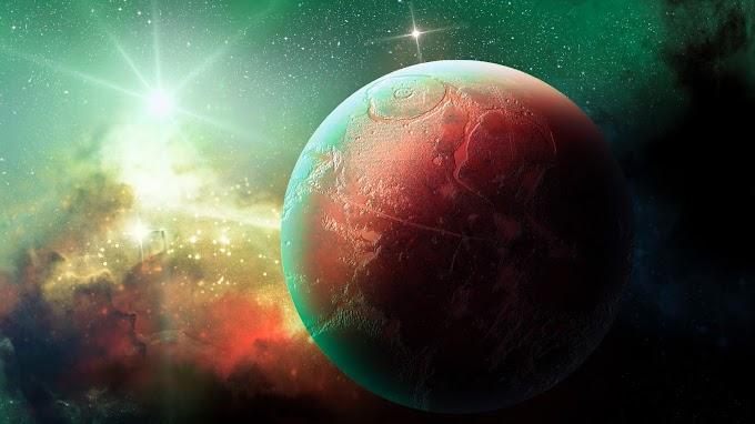 Plano de Fundo Planeta
