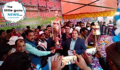 Shaheed Bhagat Singh Cup captures Samastipur, defeats Paru in final