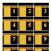 Sifir Multiplication Table