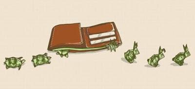 dinero-escapa
