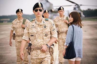 Phim Bộ Hàn Quốc Hậu Duệ Của Mặt Trời Tập 6 Full HD Mới Nhất