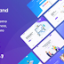 Saasland - MultiPurpose WordPress Theme for Startup