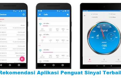 Rekomendasi Aplikasi Penguat Sinyal Terbaik