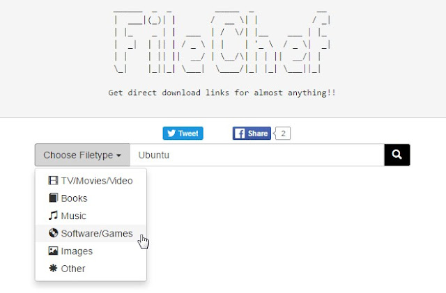 See How to Get Direct Download Link of Movies/Games/Music/books/software Using FileChef