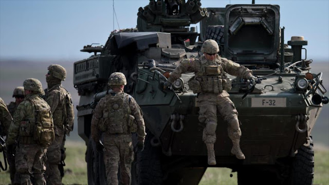 Rusia denuncia despliegue de una división de EEUU en Báltico