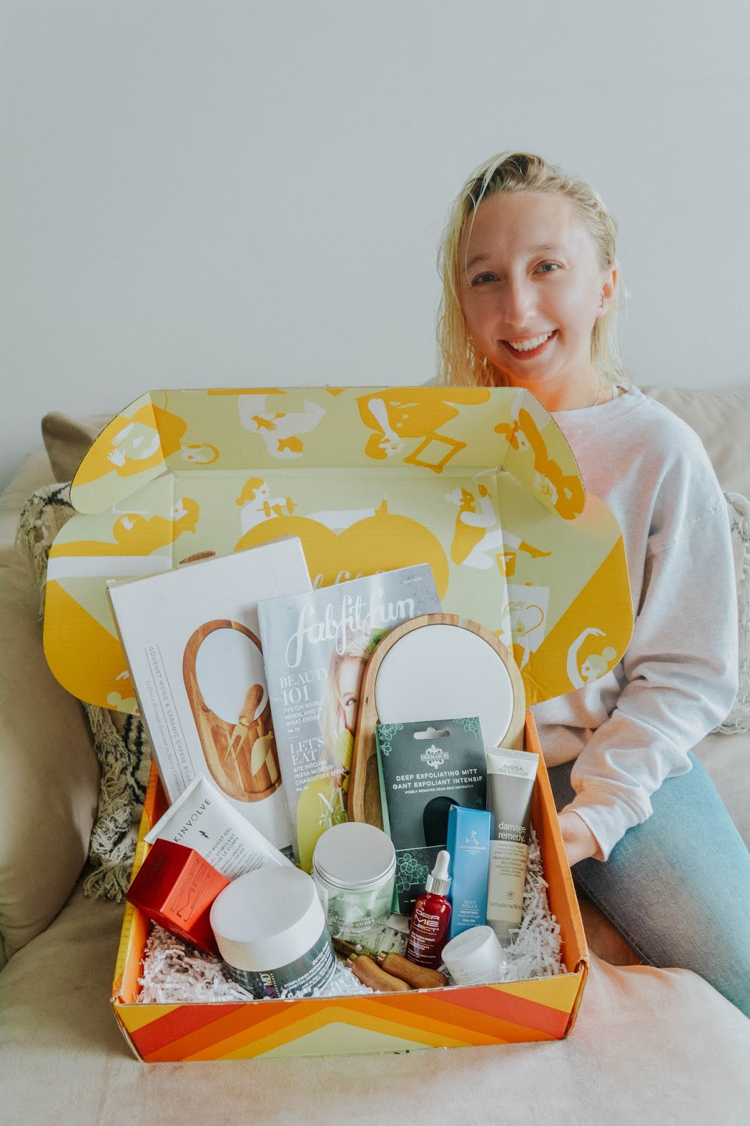 Fab Fit Fun Fall Box Reveal