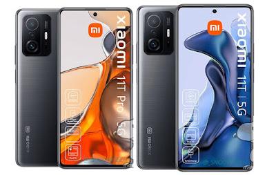 Xiaomi 11T серия