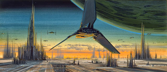 imperial city ralph mcquarrie