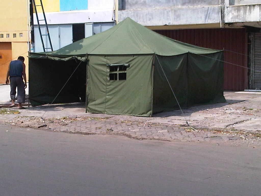 Tenda Regu, Jual Tenda Peleton