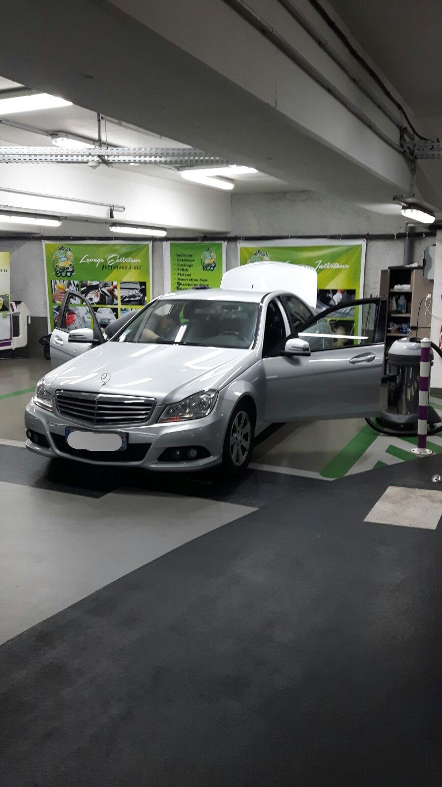 lavage auto versailles