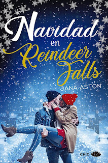 Navidad en Reindeer Falls, Jana Aston