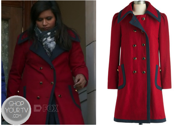 The Mindy Project Season 1 Episode 13 Mindys Red And Black