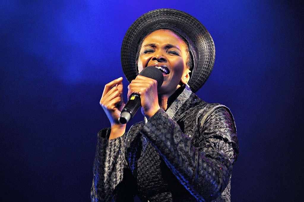 Simphiwe Dana Says Industry Giants Don't Really Care About Their Artists