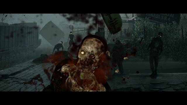 zombie army 4 rayos X