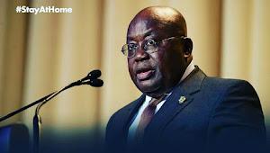 Bela Nyawa Rakyat, Presiden Ghana Viral di Medsos