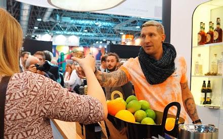 Pro Wein 2016 | Atomlabor on Tour in Sachen 'Genuss' - Vegan und der Weintrend