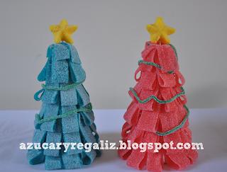 Navidad chuches AzucaryRegaliz