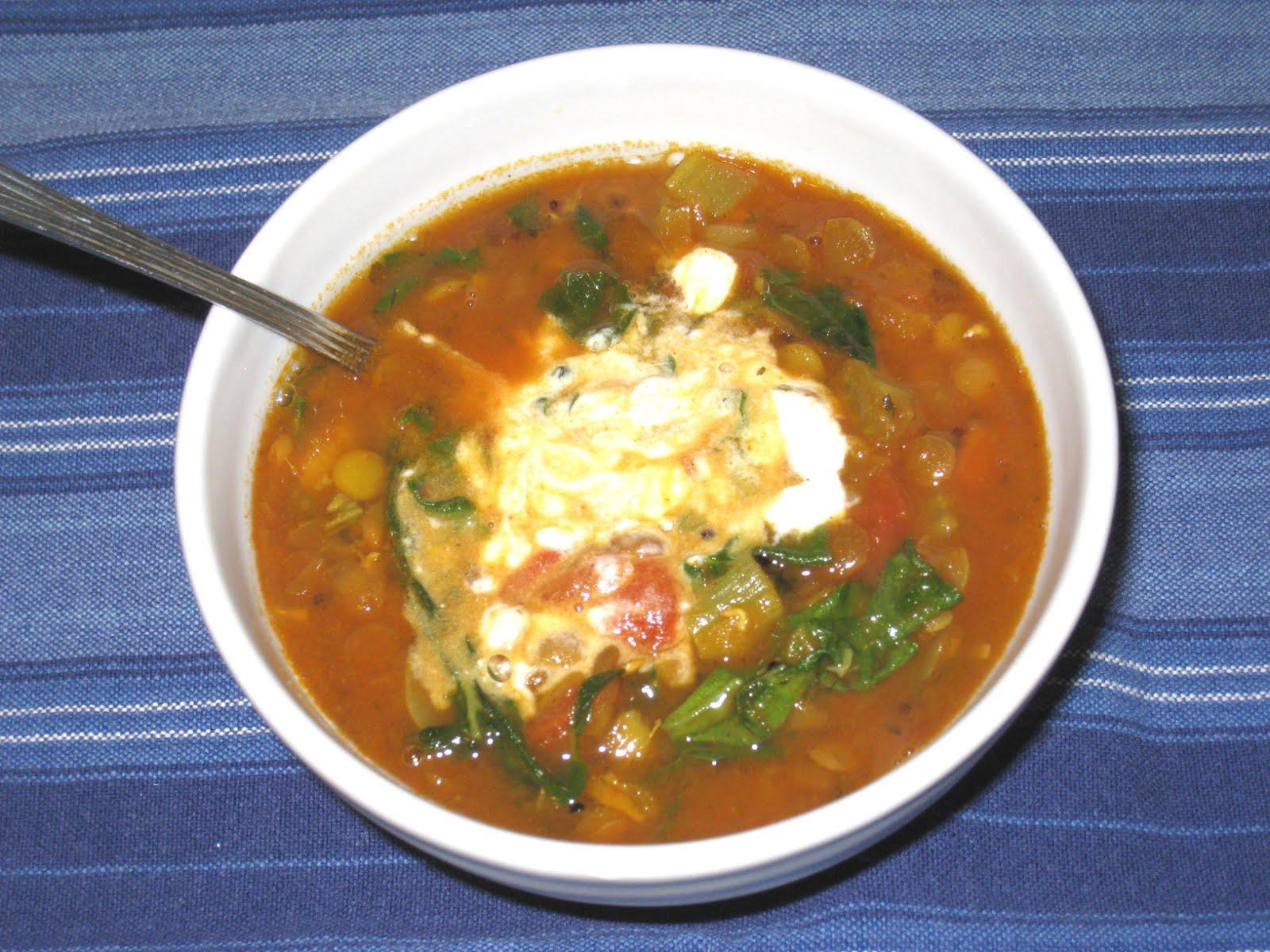 Chard Lentil Soup Smitten Kitchen