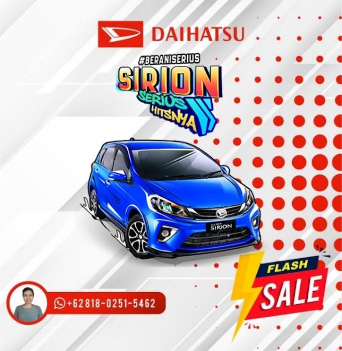 Daihatsu Sirion Bali