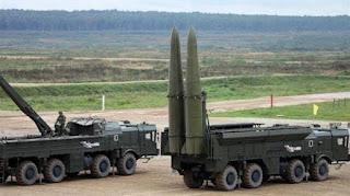 Ρωσία: Να γιατί το ρωσικό πυραυλικό σύστημα Iskander τρομάζει τη Δύση! [vid]