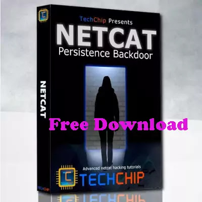 NetCat Persistence Backdoor  Teach Chip courses Free Download